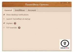 TunnelBear VPN provider