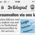 Digitale dreigingen