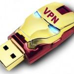 de VPN flashdrive