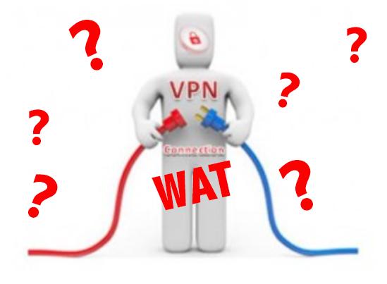 anoniem surfen met een VPN