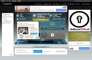 VPN Snelheid