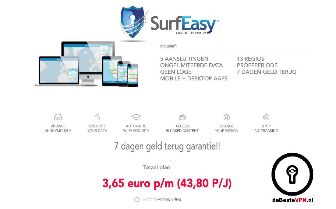 SURFEASY VPN