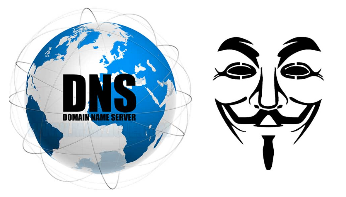 DNS systeem voor anonimiteit