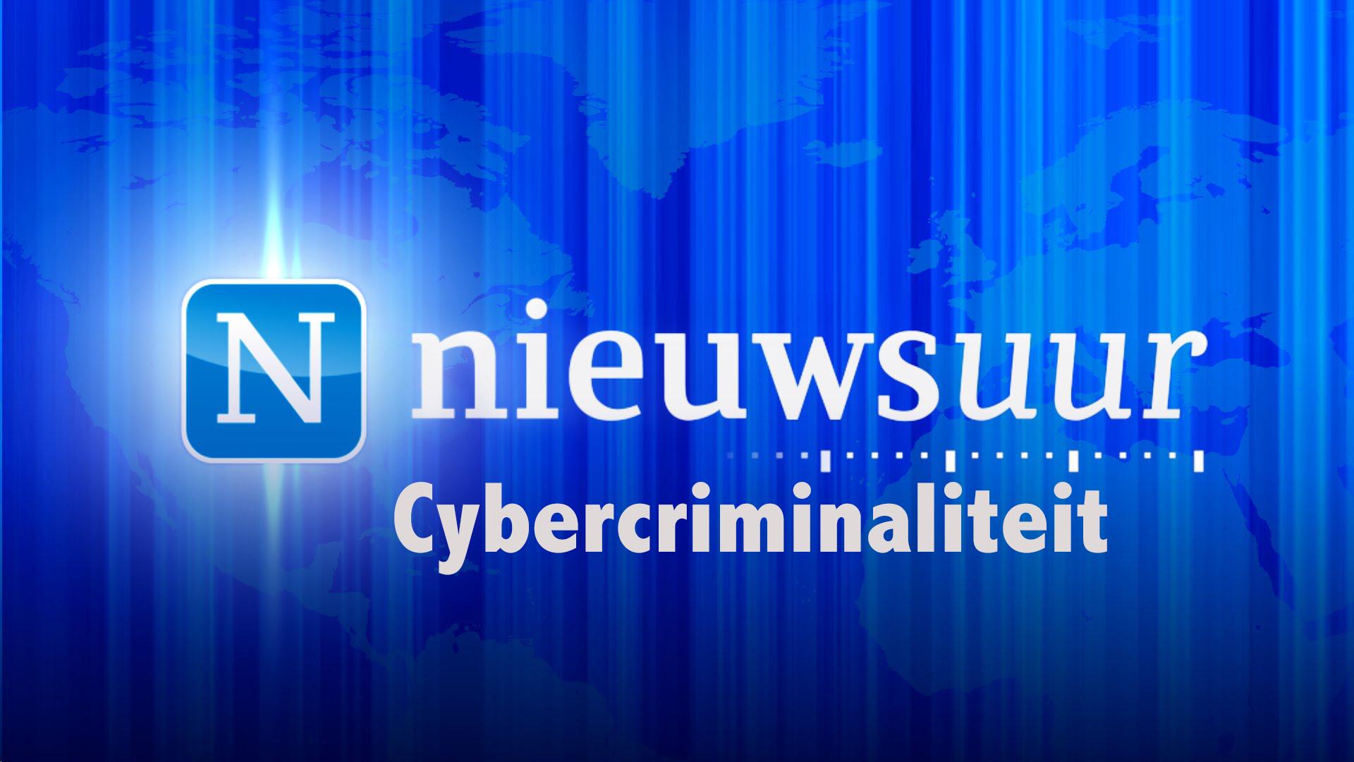 Cybercriminaliteit rapportage van Nieuwsuur