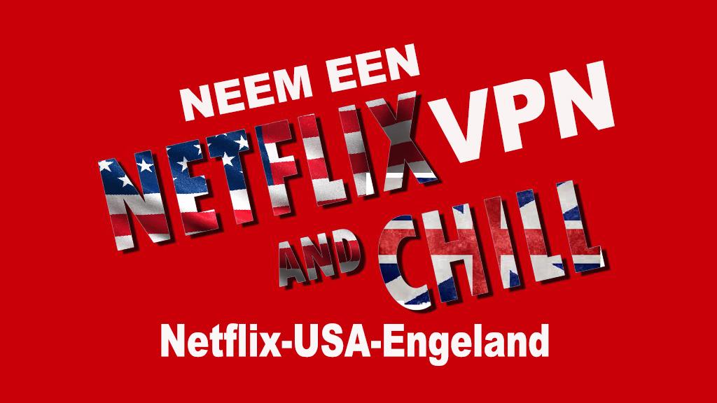 Netflix kijken met ExpressVPN