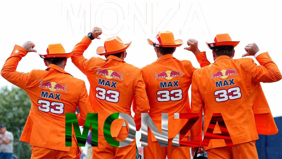 Verstappen Monza