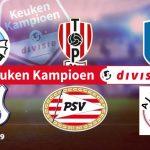 Eredivisie voetbal kijken buiten Nederland