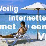 Nederlandse Tv kijken op vakantie
