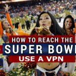 Online Super Bowl kijken