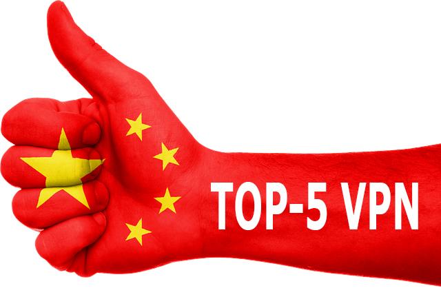 De beste VPN voor China