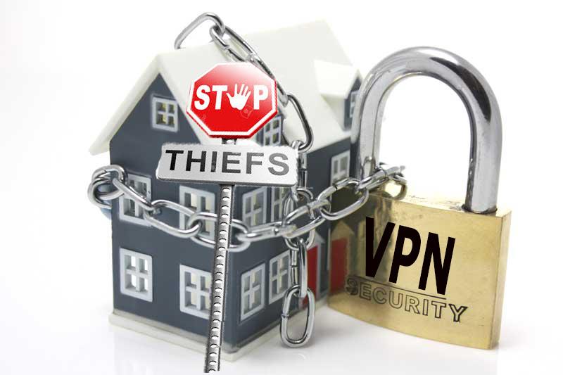 5 Beste VPN voor thuis of buitenshuis
