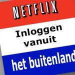 Inloggen in Netflix Nederland