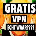 De beste gratis VPN
