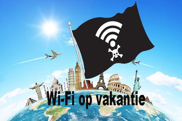 Internet op vakantie