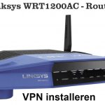 Linksys VPN router