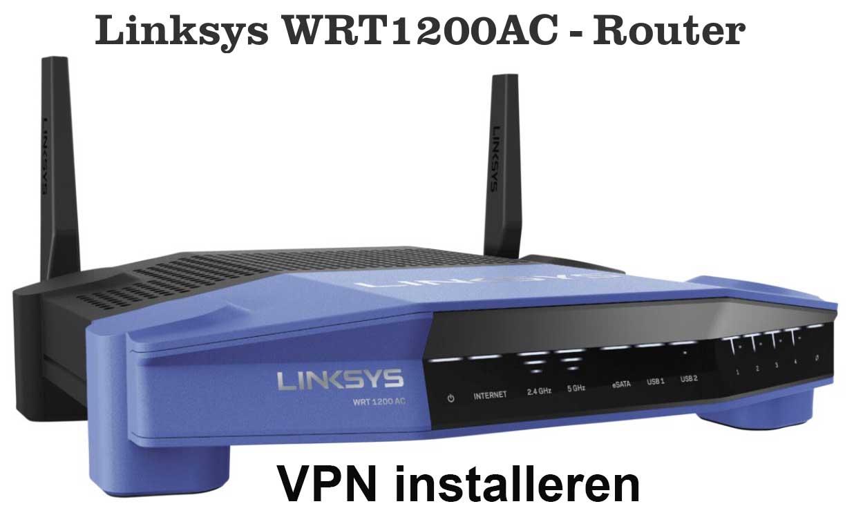 Linksys VPN router