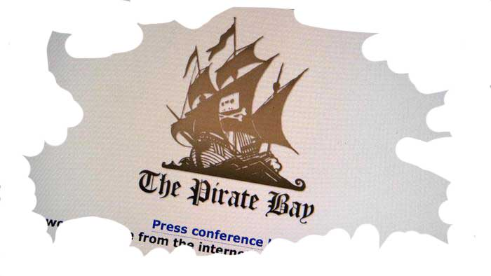 Torrents downloaden met pirate bay