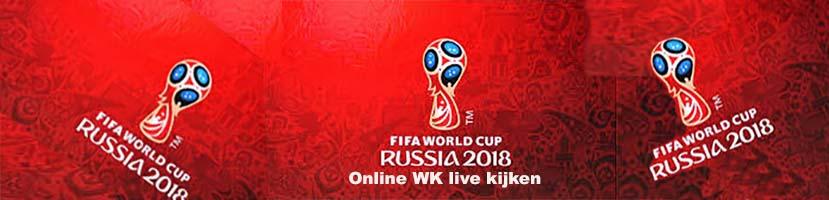 WK voetbal online kijken