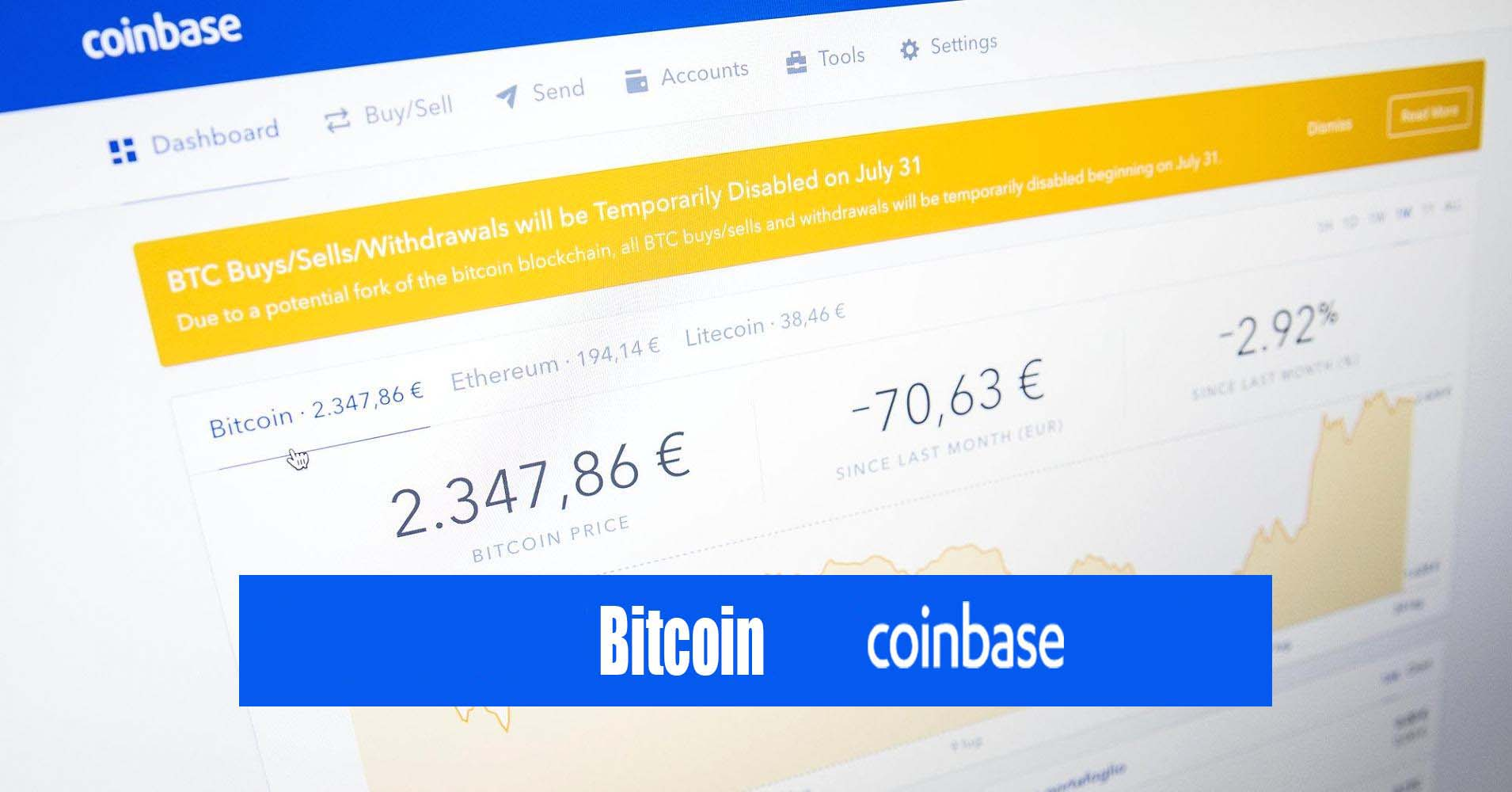 Bitcoinsethers kopen in Netherlands  Coinbase