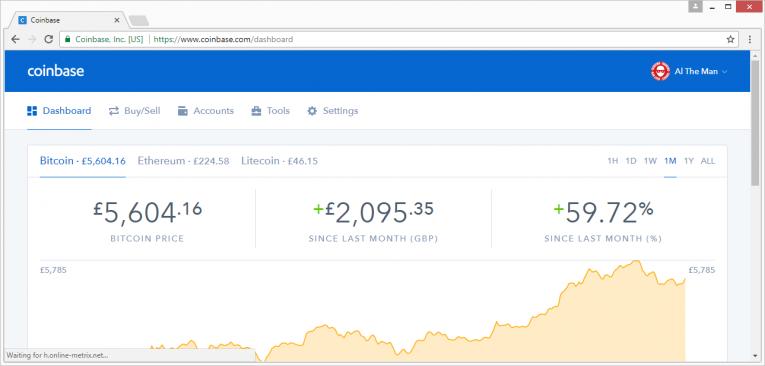 coinbase handleiding
