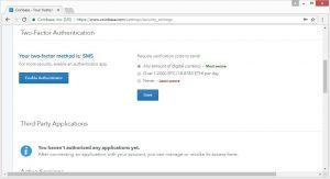 Google Authenticatie in twee stappen instellen