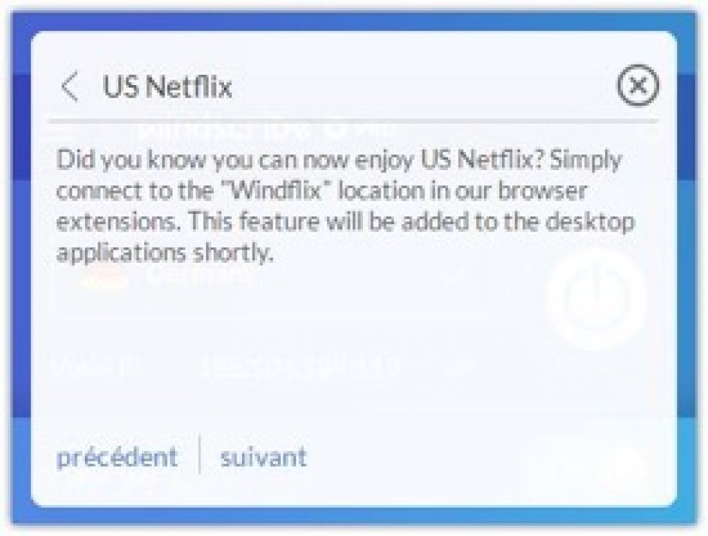 Windscribe VPN Netflix
