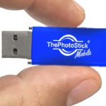 ThePhotostick memory stick