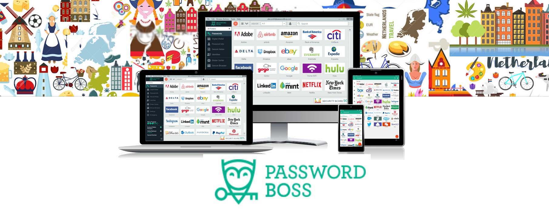 password boss beveiliging