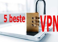 De 5 beste VPN's voor deblokkeren websites | Kies de beste VPN providers