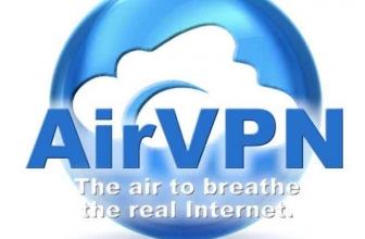 AIRVPN | Is een VPN provider met bekende bedrijven als klant