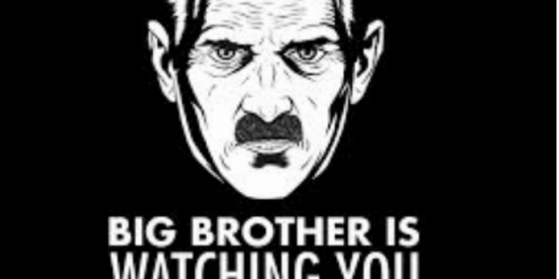 Big Brother is watching you | Pas op ook jij bent een doelwit!