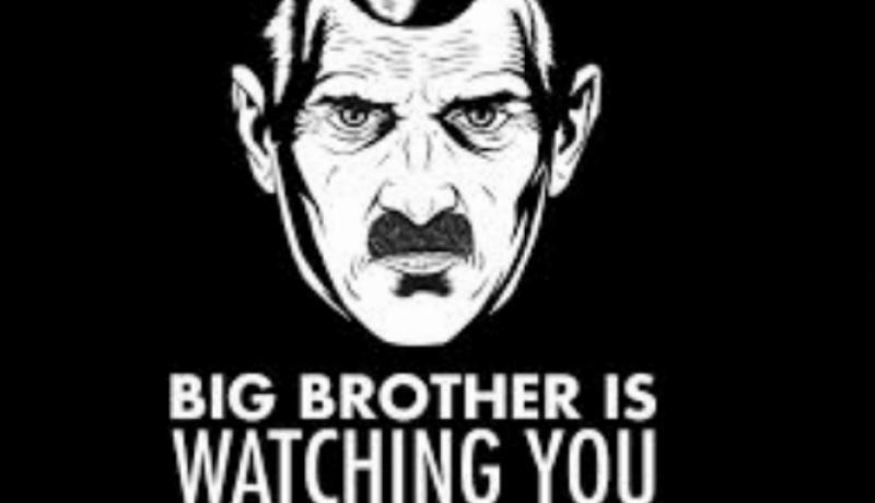Big Brother is watching you   Pas op ook jij bent een doelwit!