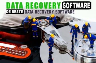Data Recovery Software | De beste recovery software die je kunt gebruiken