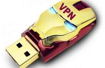 de VPN flashdrive | Zijn boeven echt stom, nee ik denk het niet?
