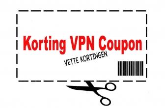 Korting VPN Coupon | Vette discount bij aanschaf van een VPN