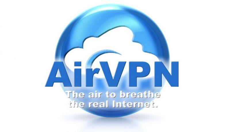 AIRVPN | Is een VPN provider met bekende bedrijven als klant (jan.2017)