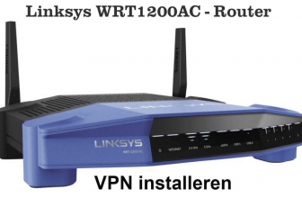 Linksys VPN router | Linksys WRT1200AC een VPN installeren
