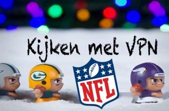 NFL kijken |  Met een VPN in 2018-2019