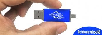 ThePhotoStick opslag | Ideale USB opslag voor al je foto- en videofiles