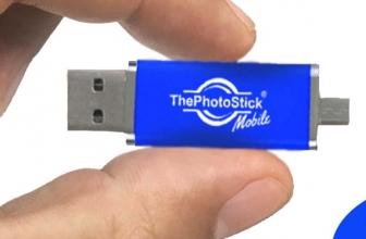 ThePhotoStick opslag   Ideale USB opslag voor al je foto- en videofiles