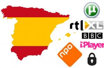 Top 5 VPN Spanje | De beste VPN providers voor Spanje