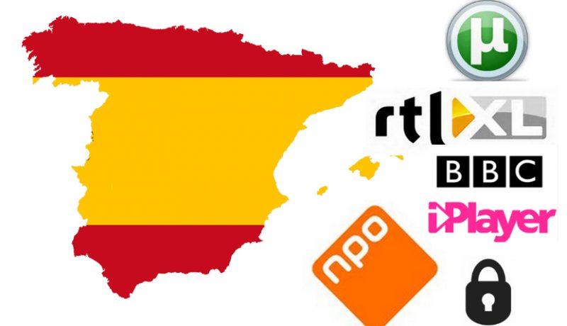 Top 5 VPN Spanje   De beste VPN providers voor Spanje