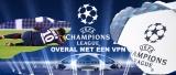 Voetbal Champions League | Live stream vanuit buitenland
