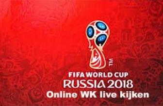 WK voetbal online kijken | Wereldkampioenschap voetbal in Rusland