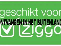 Ziggo | Ziggo ontvangen in het buitenland