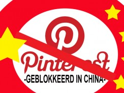Pinterest de mode applicatie | De populaire afbeeldingen en video app nu ook geblokkeerd in China
