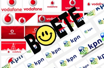 De regels voor netneutraliteit telefoon aanbieders | Toezichthouder beboet KPN en Vodafone