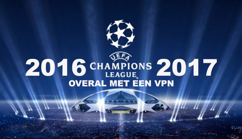Voetbal Champions League | Live 2017 stream vanuit buitenland