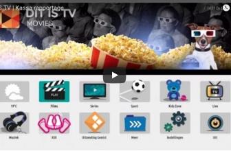 DIT IS TV | Kassa rapportage