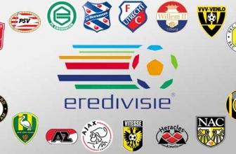 Eredivisie live kijken | Voetbalcompetitiekijken vanuit buitenland